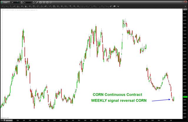 Corn Continuous